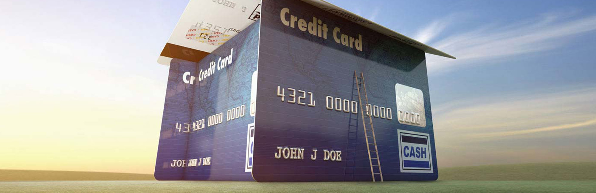 How to build credit with no credit.