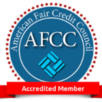 American Fair Credit Council Accredited Member